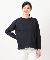 KUMIKYOKU/【洗える】ポリエステルハイゲージ ニット/502965602
