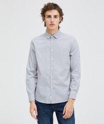 SISLEY/総柄レギュラーシャツ/502941491
