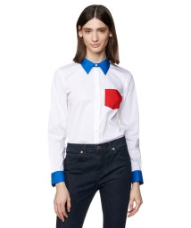 BENETTON (women)/ストレッチボディシェイプシャツ・ブラウス/502946360