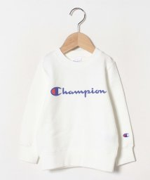 champion(kids)/【Champion】LOGO CREW NECK SWEAT/502946996