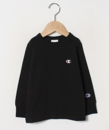 champion(kids)/【Champion】ONE POINT L/S T-SHIRT/502946999