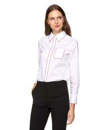 BENETTON (women)/ストレッチ配色ステッチポイントシャツ・ブラウス/502947525