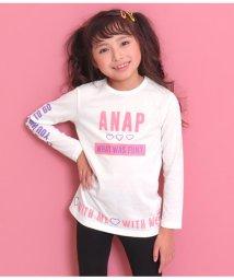 ANAP KIDS/ハートプリントチュニック/502965787