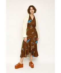 SLY/YARD FLOWER GOWN ドレス/502965946