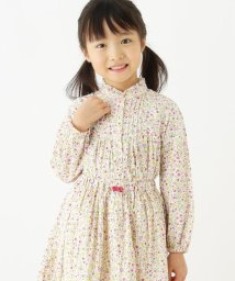 3can4on(Kids)/【100-140cm】小花柄シャツ/502966087