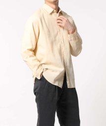ADAM ET ROPE'/〈プレミアムコットン〉レギュラーカラー パナマシャツ/502934948