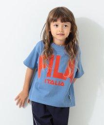 こどもビームス/FILA × melt. / ユルボクシー Tシャツ 20(100~120cm)/502839041