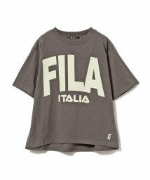 こどもビームス/FILA × melt. / ユルボクシー Tシャツ 20(130~140cm)/502839042