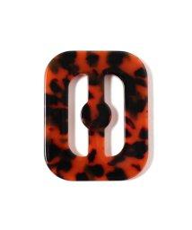 Ray BEAMS/Ray BEAMS / イタリアン プラスチック スカーフ バックル/502901140