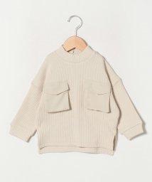 petit main/胸ポケットプルオーバー/502936250