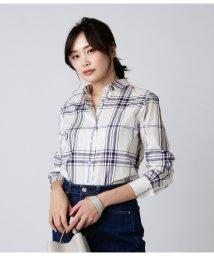 NEWYORKER/ビッグハウスタータン ハンサムフィット レギュラーカラーシャツ/502943710