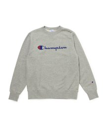 JUNRed/【Champion/チャンピオン】プリントクルースウェット/502952523