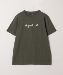 agnes b. HOMME/S137 TS ロゴTシャツ/502955808