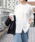 coca/ギャザーネックとろみブラウスcocaオリジナル/502967331