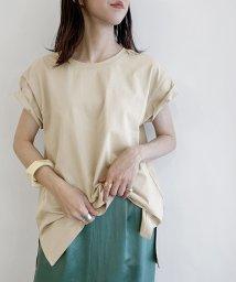 ROPE' mademoiselle/【2WAY】ニュアンスビッグTシャツ/502967689