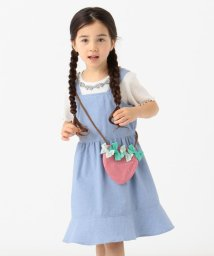 anyFAM(KIDS)/【90-130cm】いちごポシェット付き ジャンバースカート/502967945