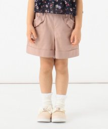anyFAM(KIDS)/【90-130cm】綿麻ショートパンツ/502967961