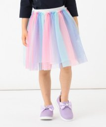 anyFAM(KIDS)/【80-130cm】レインボー チュールスカート/502967972