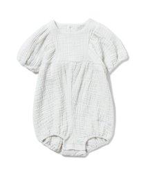 gelato pique Kids&Baby/【BABY】ガーゼ baby ショートロンパース/502968448