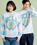 SHIPS MEN/SU: 《一部WEB限定カラー》UCLA 100YEARS by SHIPS ビッグシルエット クルーネック スウェット (トレーナー)/502931796