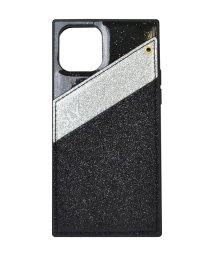 Mーfactory/74481-1 iPhone 11 Pro SLY [ラメマグネット/ブラック]/502968085