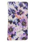 Mーfactory/74375-2 2019 iPhone 11 rienda[プリント手帳/Lumiere Flower/ピンク]/502968088