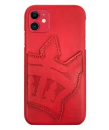 Mーfactory/md-74457-2 iPhone 11 RODEOCROWNS [背面ケース/ビッグクラウンミラー/レッド]/502968103