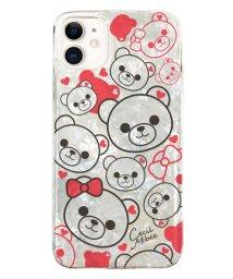 Mーfactory/md-74510-1 iPhone 11 CECILMcBEE [ソフトシェルケース/ベアフェイス/WHITE] /502968115