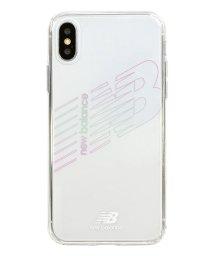 Mーfactory/md-74260-1 iPhoneXS/X New Balance [TPU+PCハイブリッド クリアケース/クリア]/502968145