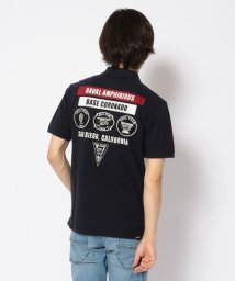 AVIREX/SH/ポロシャツ コロナド/N.A.B.CORONADO POLO/502968824