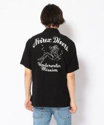 AVIREX/SH/ボーリングシャツ アヴィレックス ダイバーズ/BOWLING SHIRT AVIREX DIVERS/502968826