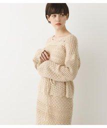 Avan Lily/スカラップかぎ編み風トップス/502968932