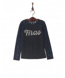iosonomao moderate/maoロゴTシャツ/502970050