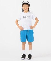 SHIPS KIDS/ATHLETA:【SHIPS KIDS別注】ストレッチ ポケッタブル ショーツ(100~130cm)/502970152