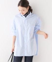 IENA/【TICCA/ティッカ】スクエアビッグシャツ/502970642