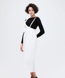 LOVELESS WOMEN/ワンショルダー スタイリング ドレス/502890547
