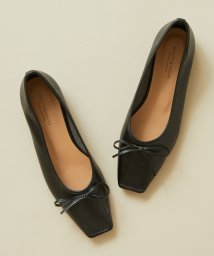 BEAUTY&YOUTH UNITED ARROWS/BY∴ スクエアステッチバレエシューズ/502946393
