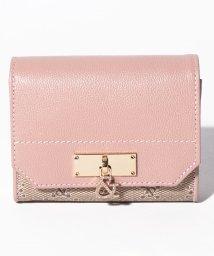 Pinky&Dianne(BAG)/スパイダー L字ファスナー折り財布/502951089