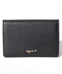 agnes b. Voyage/OAW06-06 カードケース/502955673