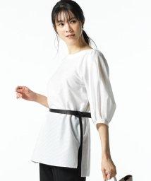 JIYU-KU /【マガジン掲載】レザースリットロングベルト(検索番号E66)/502973212