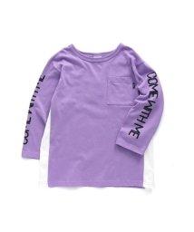 BREEZE/WEB限定 7分袖Tシャツ ジュニア/502878790