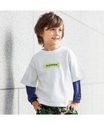 BREEZE/WEB限定 CONVERSE(コンバース)ビッグTシャツ/502878827