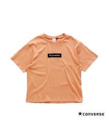 BREEZE/WEB限定 CONVERSE(コンバース)ビッグTシャツ ジュニア/502878828