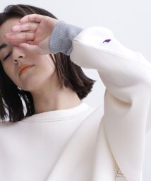nano・universe/【MIHO NOJIRI × nano・universe】Champion/別注Wrap-Air撥水ステッチプルオーバー/502902156