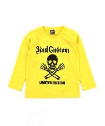 RAD CUSTOM/天竺スカルプリントTシャツ/502948877