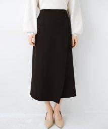 haco!/いざというとき困らないための きちんと見えするラップスカート by que made me/502955917