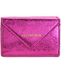 BALENCIAGA/バレンシアガ BALENCIAGA 財布 折財布 ミニ コンパクト ミニ アウトレット 391446/502964290
