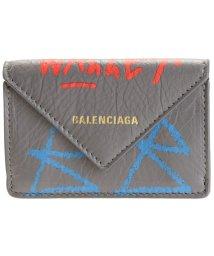 BALENCIAGA/バレンシアガ BALENCIAGA 財布 折財布 ミニ コンパクト メンズ レディース ミニ アウトレット 3914460/502964307