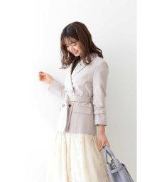 PROPORTION BODY DRESSING/◆べルト付きダブルジャケット/502968992