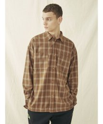 COTORICA./チェックBIGシャツ/502973759
